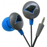 Carolina Panthers Ear Buds thumbnail