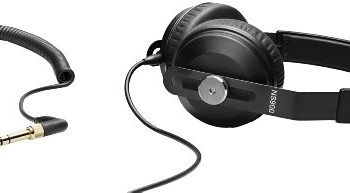 NOCS NS900 Live DJ Headphones – Black image