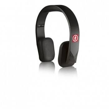 Outdoor Tech OT3200-B Tuis Wireless Bluetooth 4.0 Headphones (Black) image