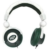 New York Jets Green-White DJ Over-Ear Headphones thumbnail