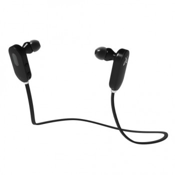 Jaybird Freedom Stereo Bluetooth Earbuds with Secure Fit-Bluetooth Headset – Retail Packaging – Midnight Black image