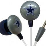 Dallas Cowboys Ear Buds thumbnail