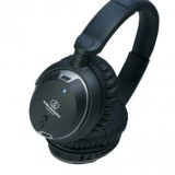Audio Technica ATH-ANC9 QuietPoint Noise-Cancelling Headphones thumbnail