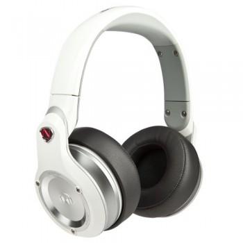 Monster Over-Ear DJ Headphones (White) image