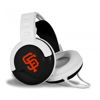 Koss PFJMLBSFG Fan Jams SF Giants Headphones image