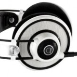 AKG Q 701 Quincy Jones Signature Reference-Class Premium Headphones (White) thumbnail
