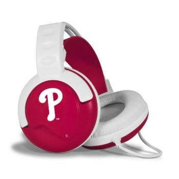Pangea Brands Fan Jams MLB Headphones – Philadelphia Phillies image
