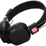 Outdoor Tech OT1400 Privates Touch Control Wireless Bluetooth Headphones (Black) thumbnail