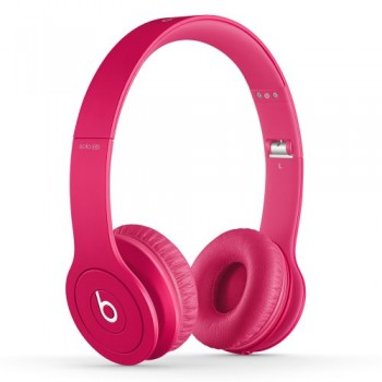 Beats Solo HD On-Ear Headphone (Drenched in Pink) image