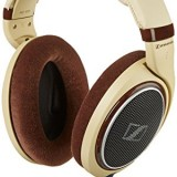 Sennheiser HD 598 Headphones (Burl Wood Accents) thumbnail