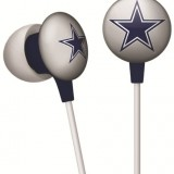 NFL Dallas Cowboys IHip Black Box Ear Buds Premium Headphones Licensed! thumbnail