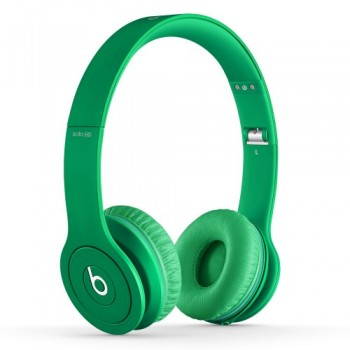 Beats Solo HD On-Ear Headphone (Drenched in Green) image