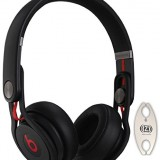 Beats by Dr. Dre Mixr Black DJ Headphones Carry Pack with Wire Holder thumbnail
