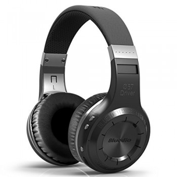 Bluedio HT(shooting Brake) Wireless Bluetooth 4.1 Stereo Headphones (Black) image