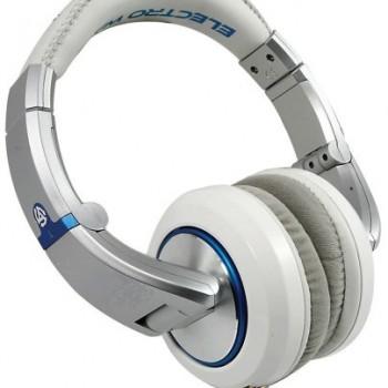 Numark Electrowave Pro Studio & Dj Headphones – White – New image