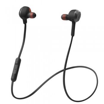 Jabra ROX Wireless Bluetooth Stereo Earbuds (Black) image