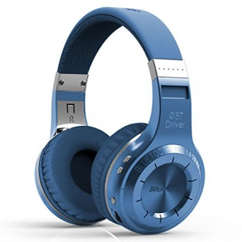 Bluedio HT(shooting Brake) Wireless Bluetooth 4.1 Stereo Headphones (Blue) image