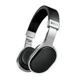 KEF M500 Hi-Fi On-Ear Headphones – Aluminum/Black thumbnail