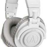 Audio Technica Athm50wh Pro Studio & Dj Headphones – White – New thumbnail