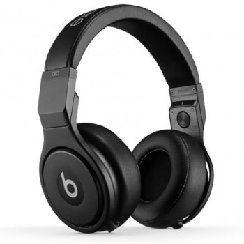 Beats Pro Over-Ear Headphone (Infinite Black) image