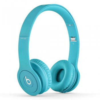 Beats Solo HD On-Ear Headphone (Drenched in Light Blue) image