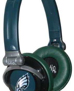 NFL Philadelphia Eagles iHip Slim DJ Headphones image