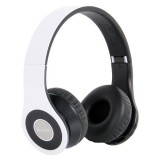 Bluedio Model B – Wireless and Bluetooth Headphones w/ FM Radio/ SD Card-(White) thumbnail