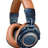Audio-Technica ATH-M50xBL Professional Studio Monitor Headphones thumbnail