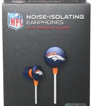 Denver Broncos Ear Buds image