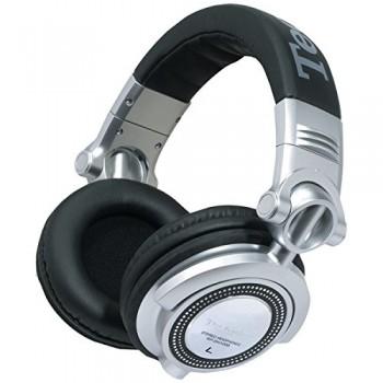 PANASONIC RP-DH1250-S DH1250 Technics Professional DJ Headphones with Detachable Microphone & Controller image