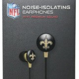 New Orleans Saints Ear Buds thumbnail