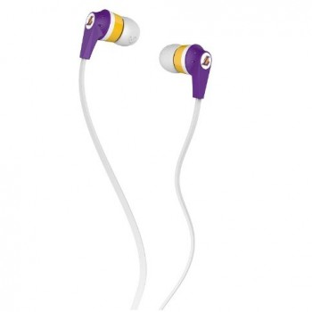Skullcandy Los Angeles Lakers Inkd Ear Buds image