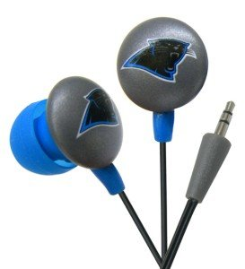 Carolina Panthers Ear Buds image