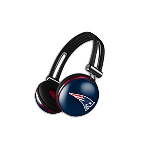 New England Patriots The Noise Headphones image