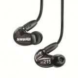 Shure SE215-K Sound Isolating Earphones with Single Dynamic MicroDriver thumbnail