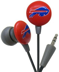Buffalo Bills Ear Buds image
