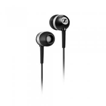 Sennheiser CX 300  II Precision Enhanced Bass Earbuds (Black) image