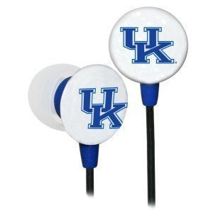 Kentucky Wildcats Team Logo iHip Ear buds (iPod, iPad, iPhone Compatible) image