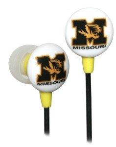 Missouri Tigers Ear Buds image