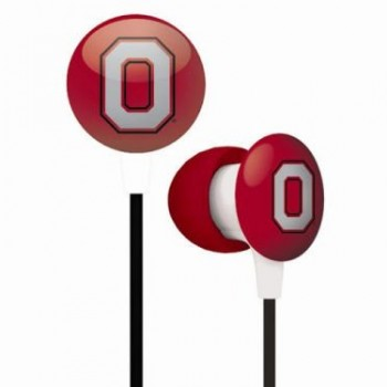 Ohio State Buckeyes Official NCAA Ear Buds image