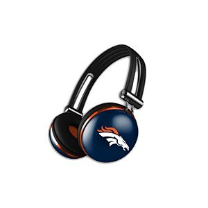 Denver Broncos The Noise Headphones image