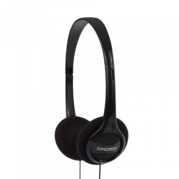 Koss KPH7 Lightweight Portable Headphone, Black image