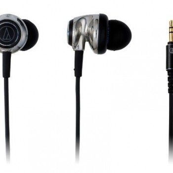 Audio Technica SonicPro Port ATH-CKM1000 In-ear Dynamic Headphones image