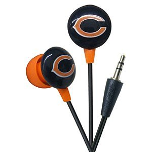 IHIP NFFCHB Headphones, Chicago Bears image