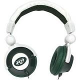 New York Jets Green-White DJ Over-Ear Headphones thumbnail