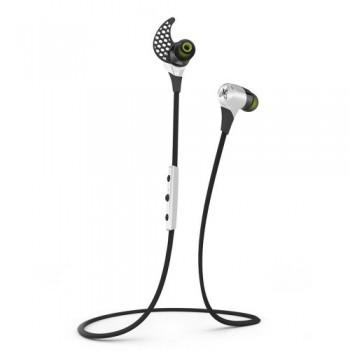 JayBird BlueBuds X Sport Bluetooth Headphones – Storm White image