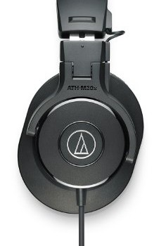Audio-Technica ATH-M30x Professional Studio Monitor Headphones image