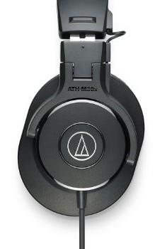 Audio-Technica ATH-M30x Professional Studio Monitor Headphones image