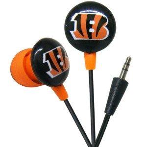 Cincinnati Bengals Ear Buds image