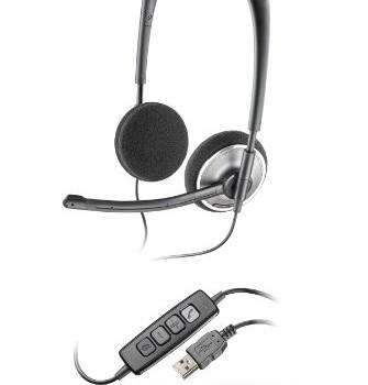 Plantronics .Audio 478 Stereo USB Headset image